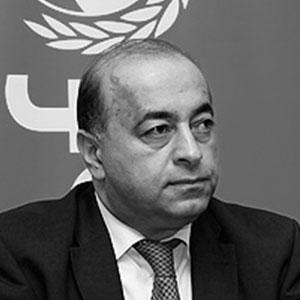Zbor poradcov Gagik Martirosyan