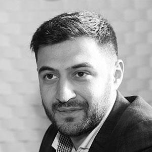 Zbor poradcov Sohrab Ghairat